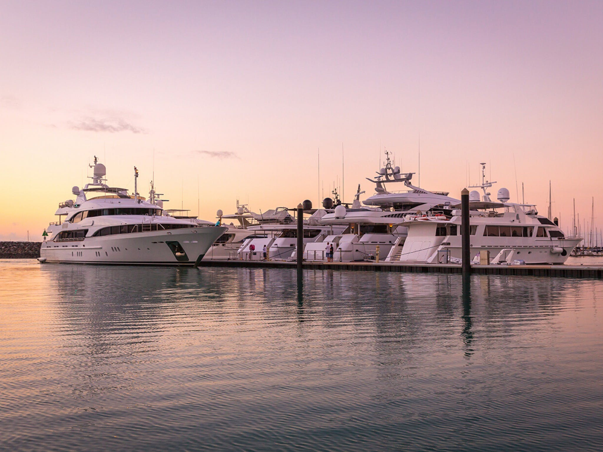 Australian Superyacht Rendezvous - Great Barrier Reef edition - Lennox Head Accommodation