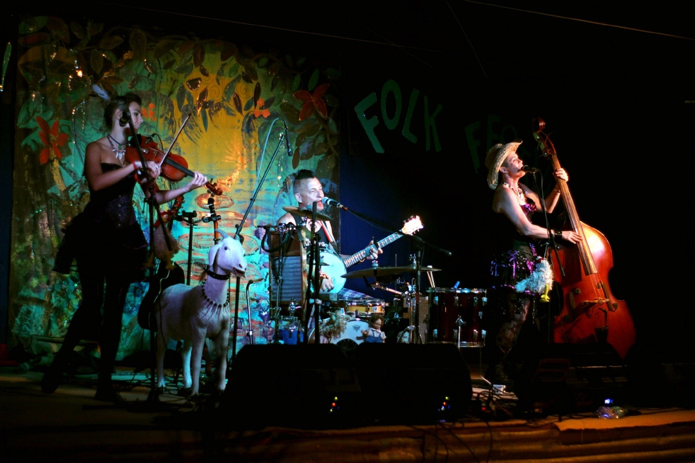 Bony Mountain Folk Festival - Lennox Head Accommodation