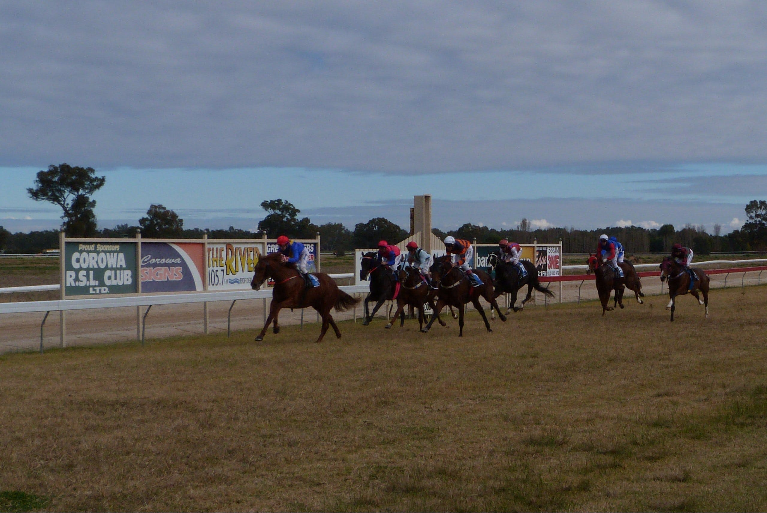 Corowa Horseraces - Lennox Head Accommodation