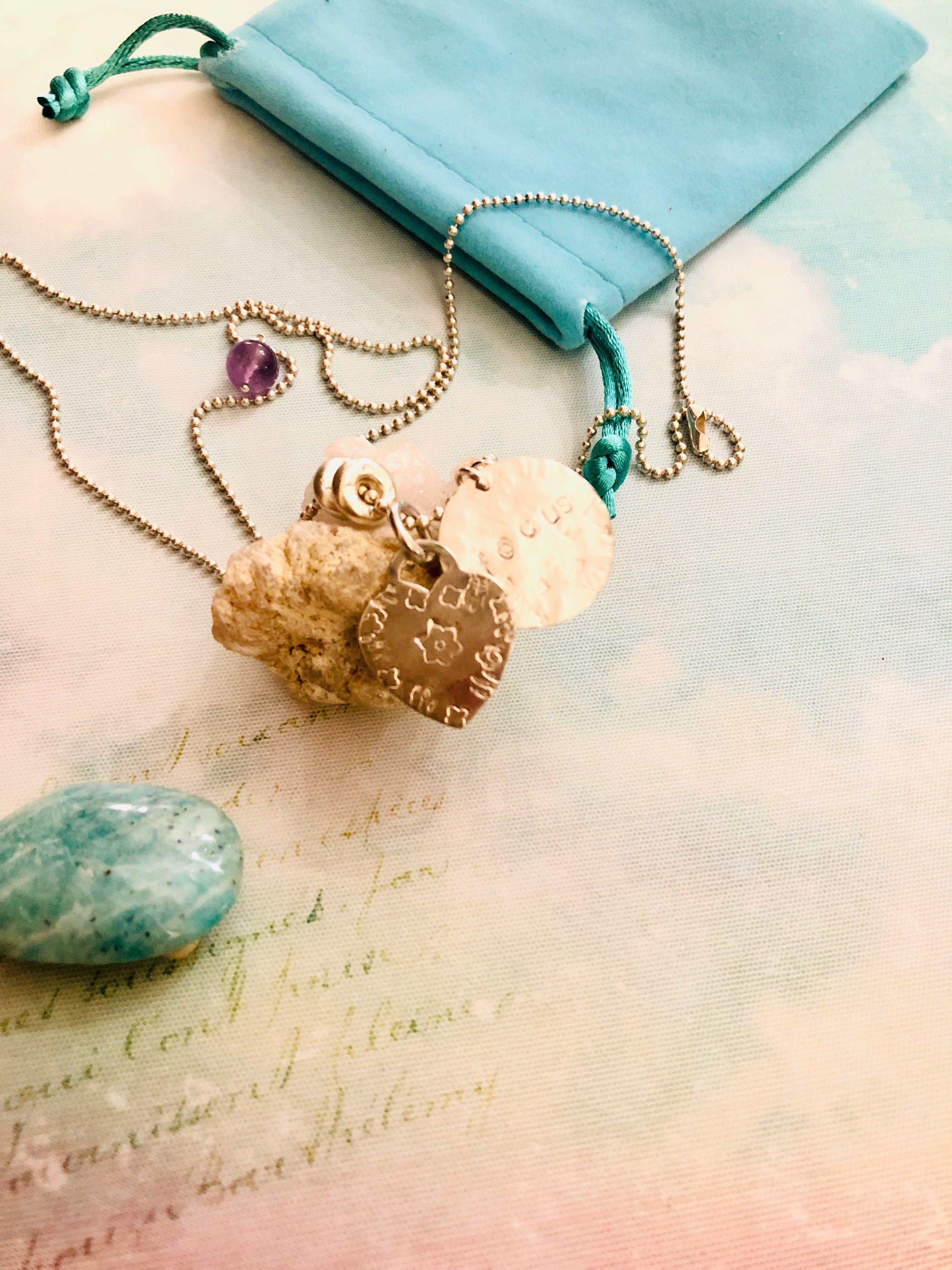 Make Your Own Manifestation Necklace Workshop - Lennox Head Accommodation