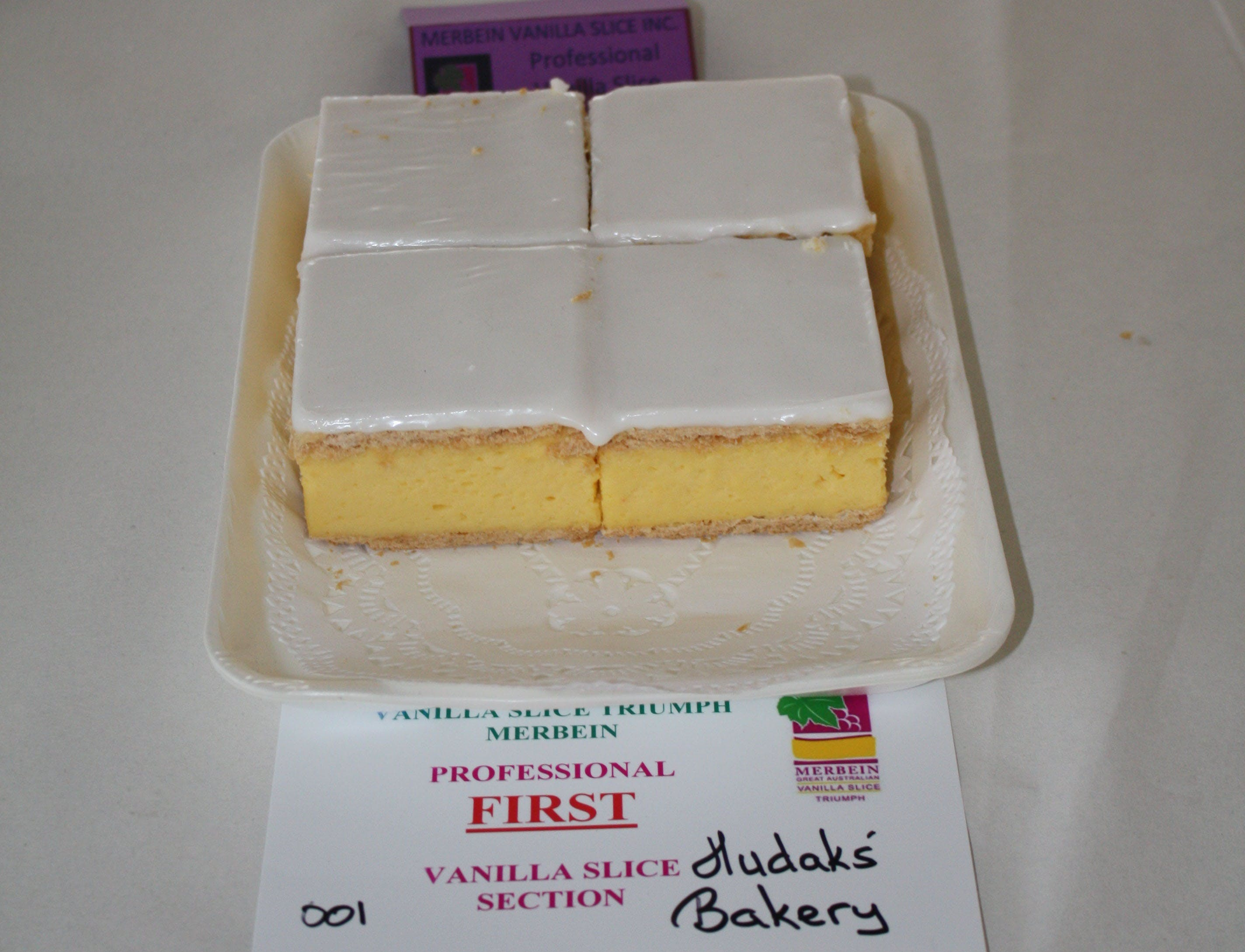 The Great Australian Vanilla Slice Triumph - Lennox Head Accommodation