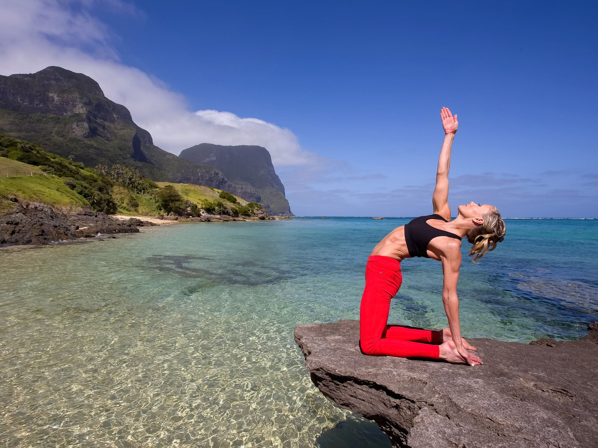 Wellness Week with Charlotte Dodson at Pinetrees Lord Howe Island - Lennox Head Accommodation