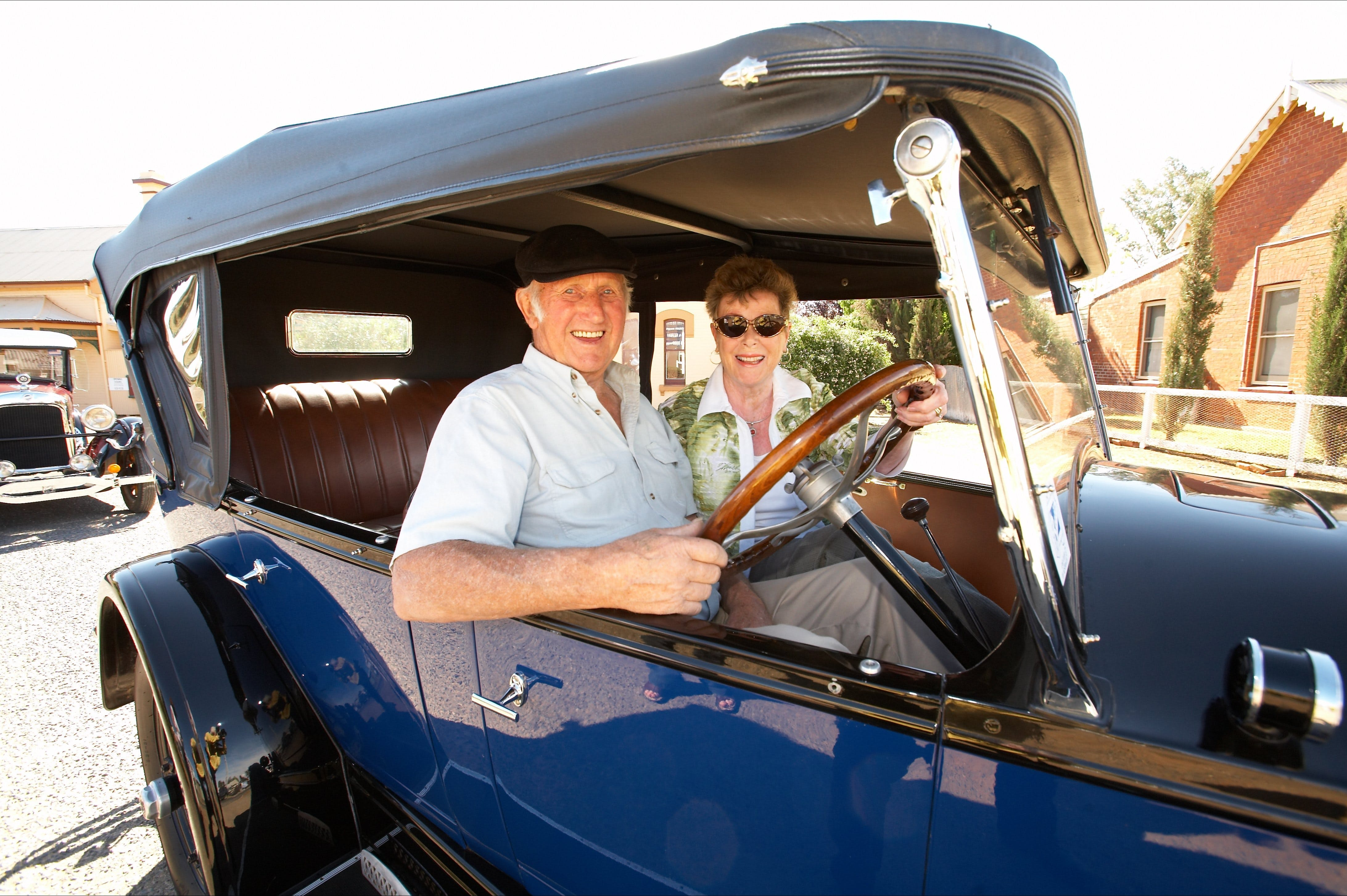 Corowa Historic Vehicle and Machinery Club Spring Fun Weekend - Lennox Head Accommodation