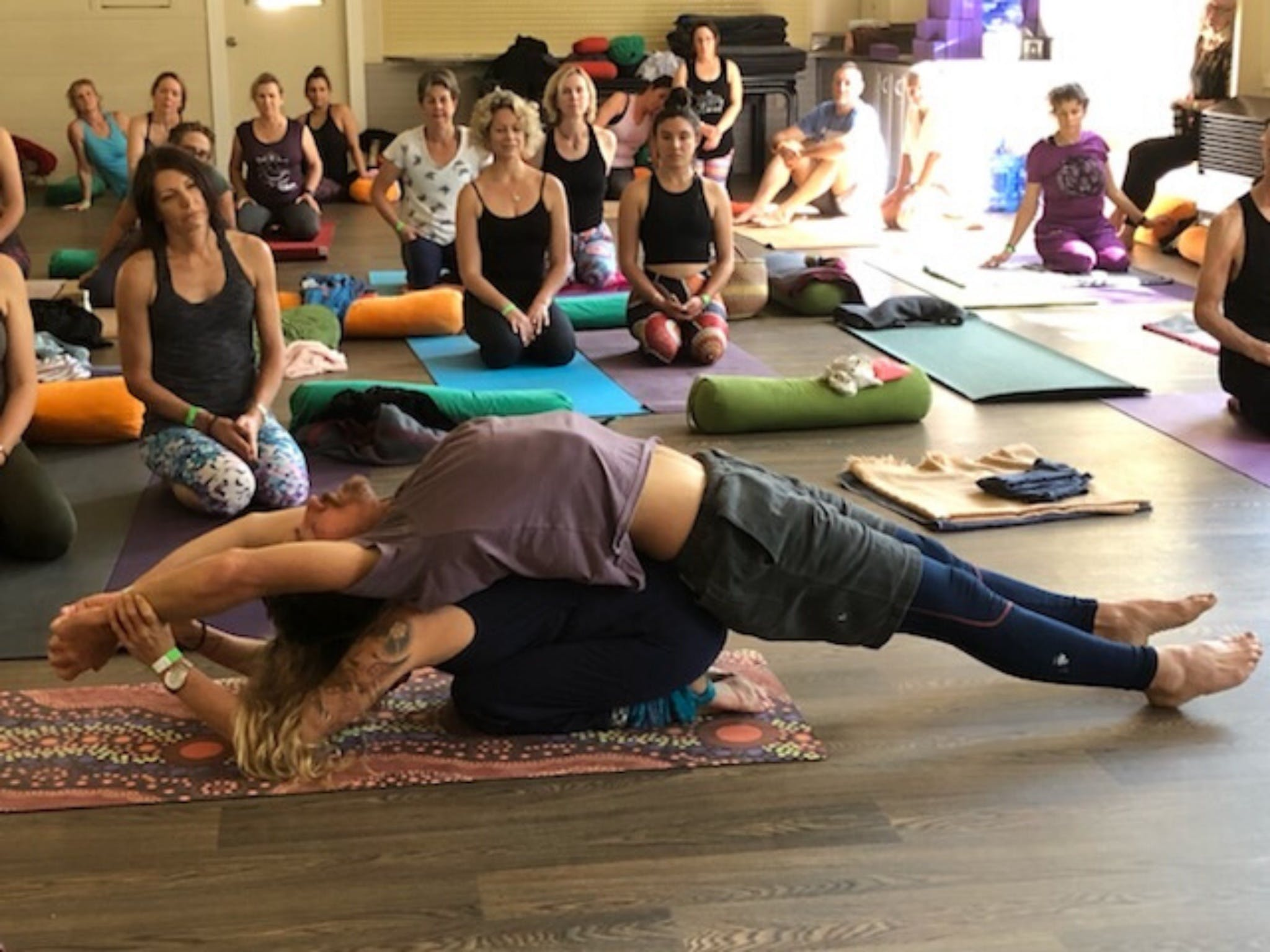 Ekam Yoga Festival Port Macquarie - Lennox Head Accommodation