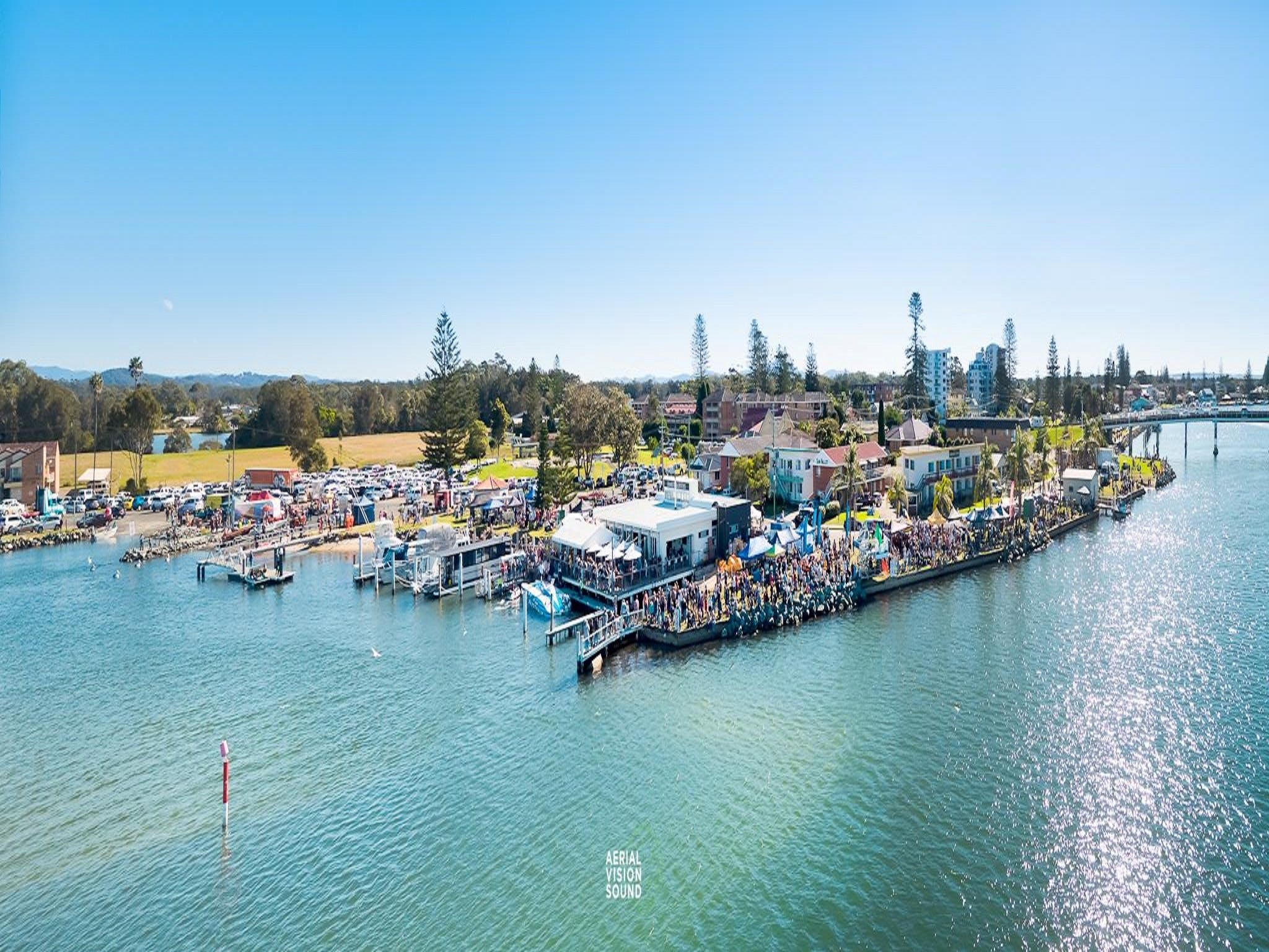 Fred Williams Aquatic Festival - Lennox Head Accommodation
