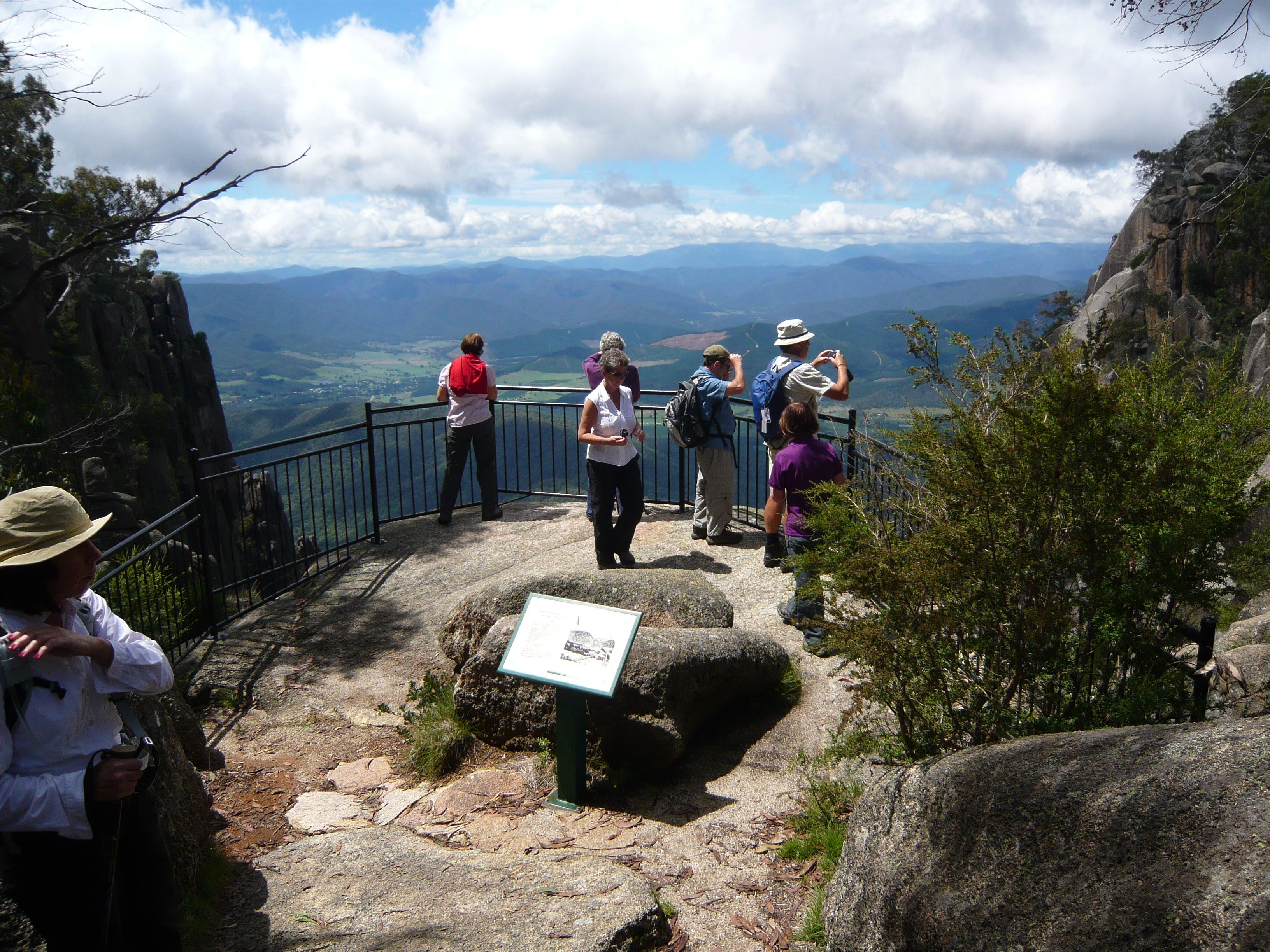 Hedonistic Hiking's Mount Buffalo Hike and Picnic - Lennox Head Accommodation