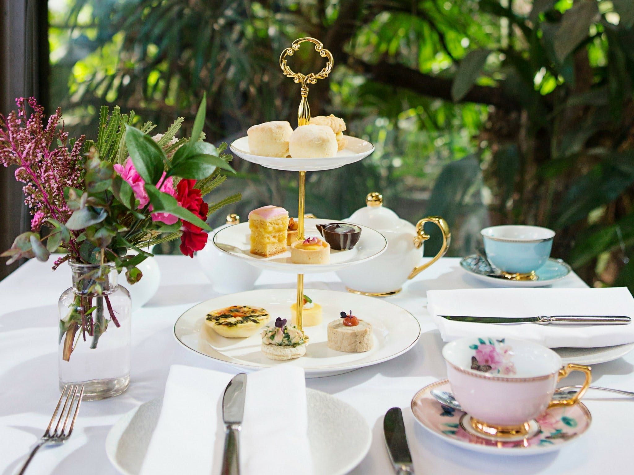 High Tea at Melbourne Zoo - Lennox Head Accommodation
