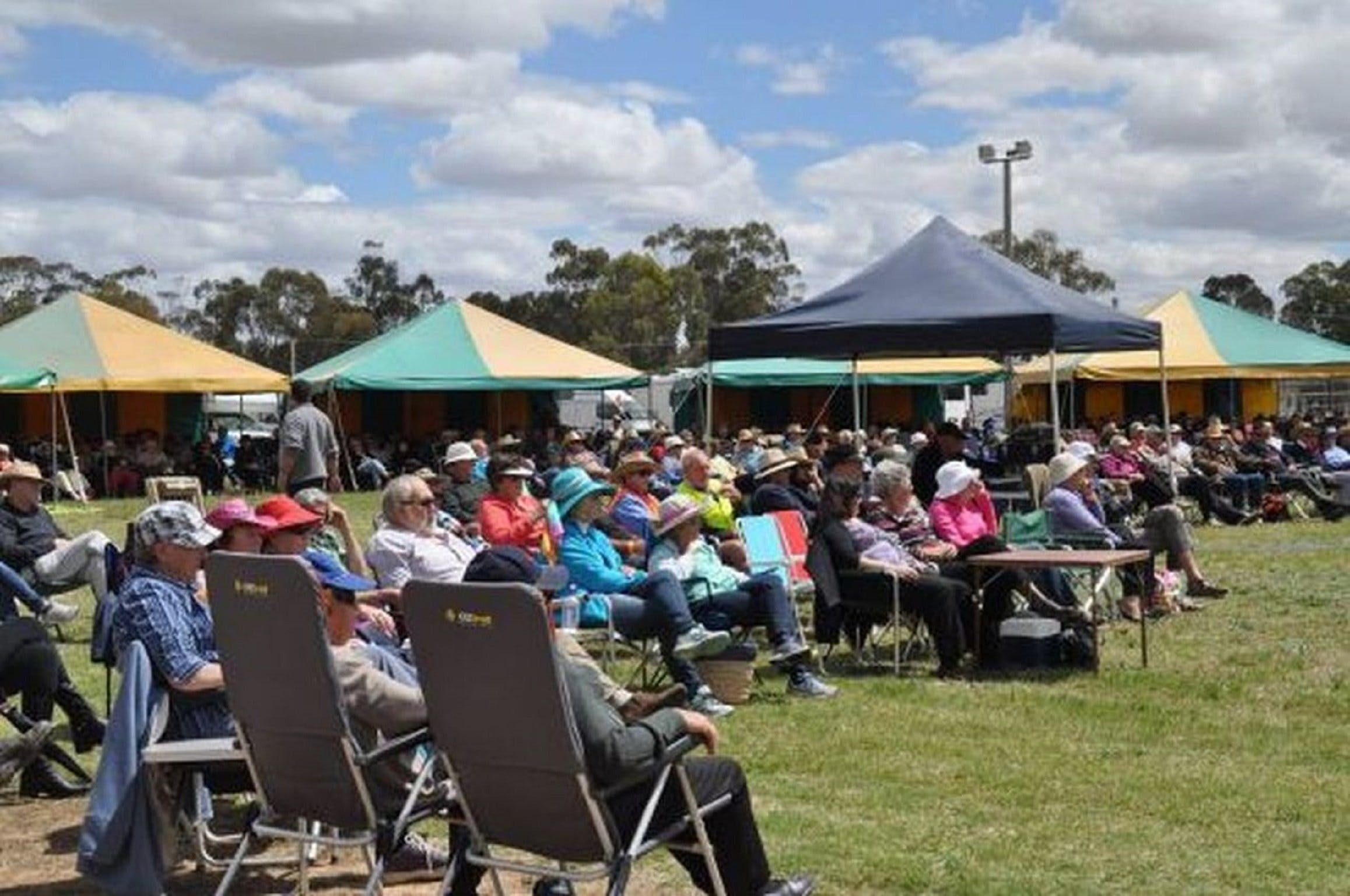 Kyabram RV Country Music Corral - Lennox Head Accommodation
