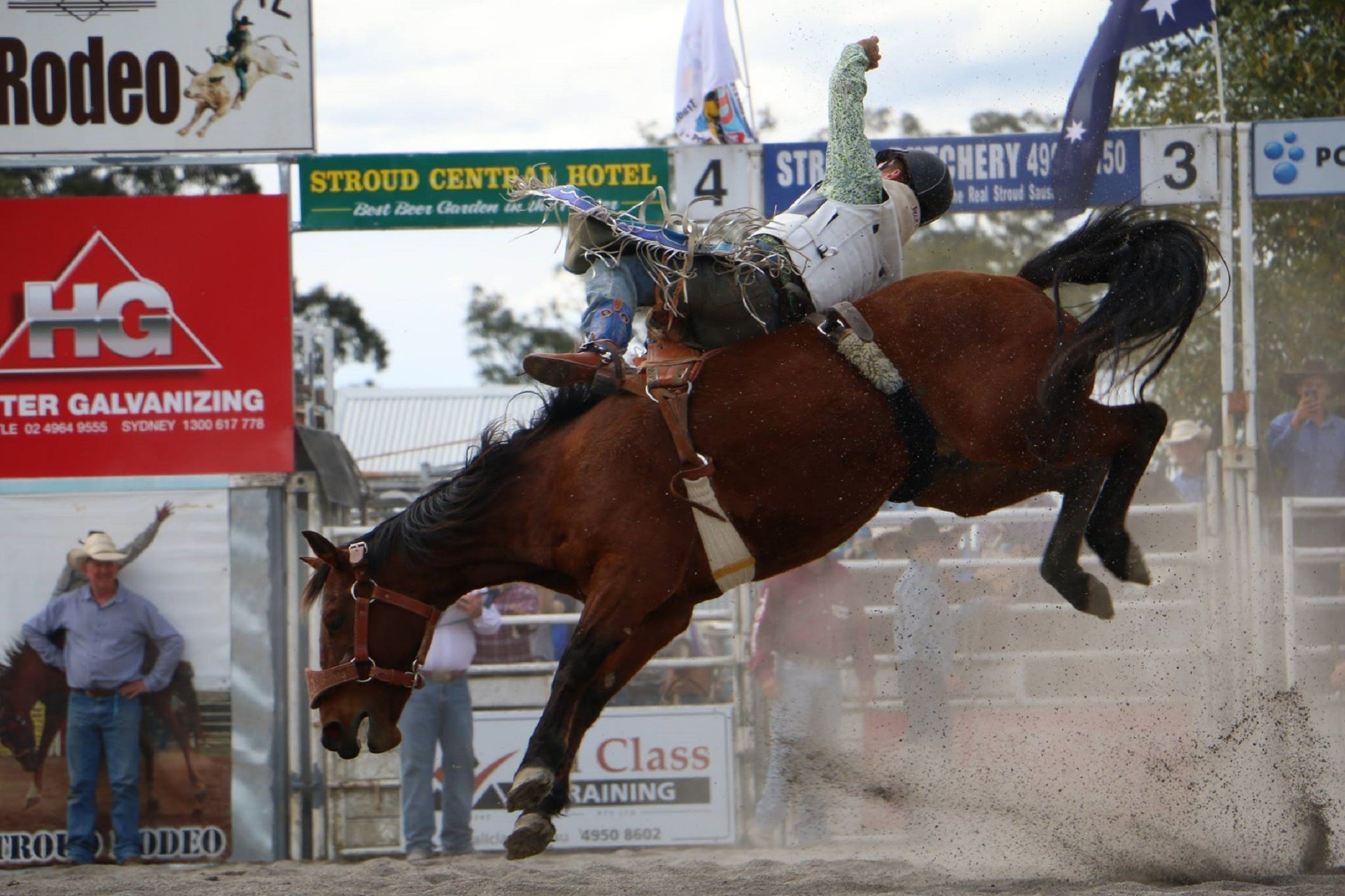 Stroud Rodeo and Campdraft - Lennox Head Accommodation