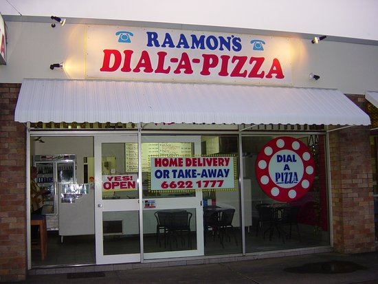 Raamons Dial- a- Pizza - Lennox Head Accommodation