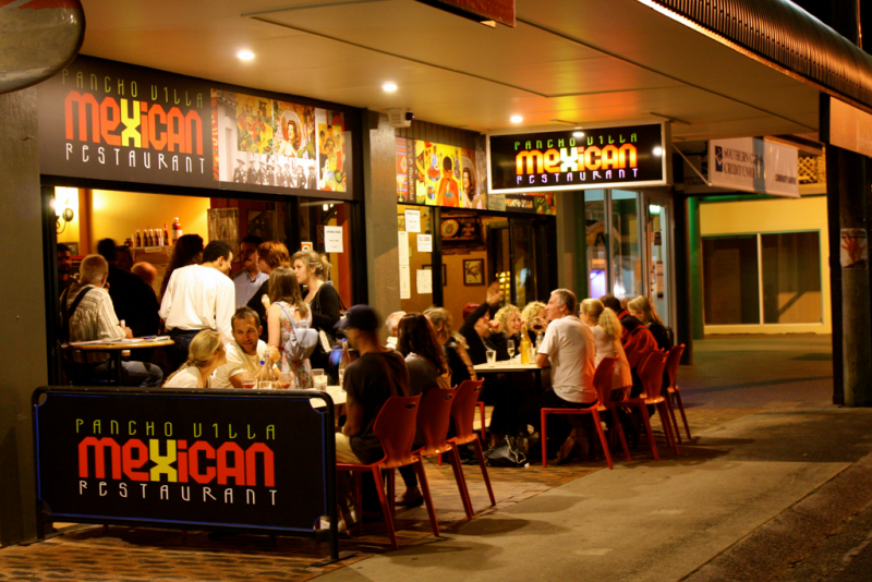 Pancho Villa Mexican Restaurant - Lennox Head Accommodation
