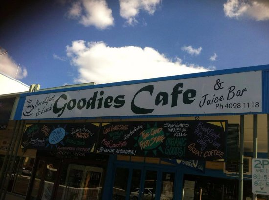 Goodies Cafe - Lennox Head Accommodation
