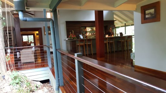 Treehouse Restaurant - Lennox Head Accommodation