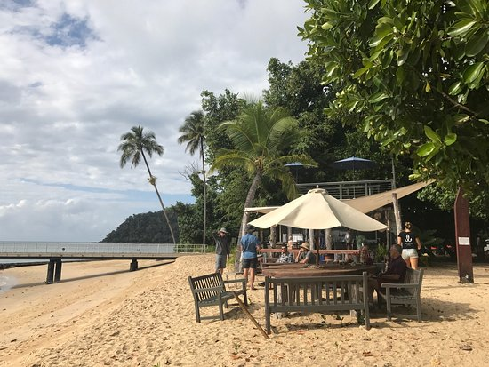 Sunset Bar Dunk Island - Lennox Head Accommodation