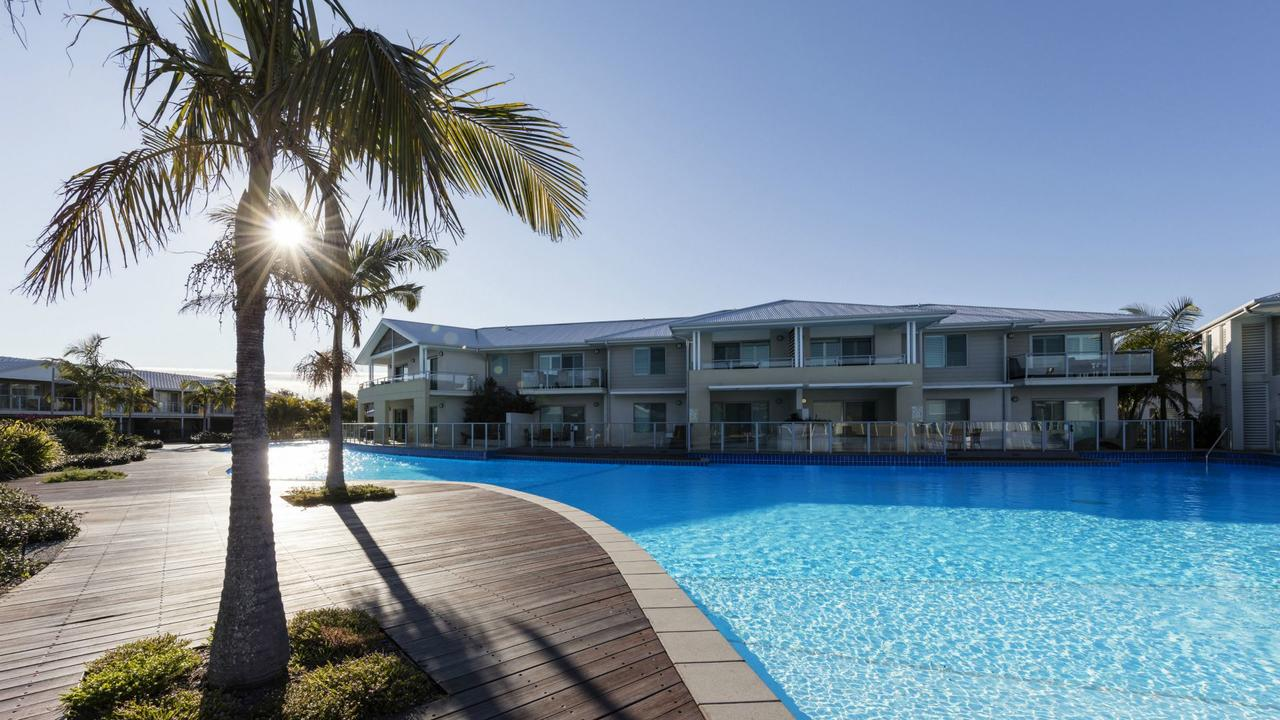 Oaks Pacific Blue Resort - Lennox Head Accommodation