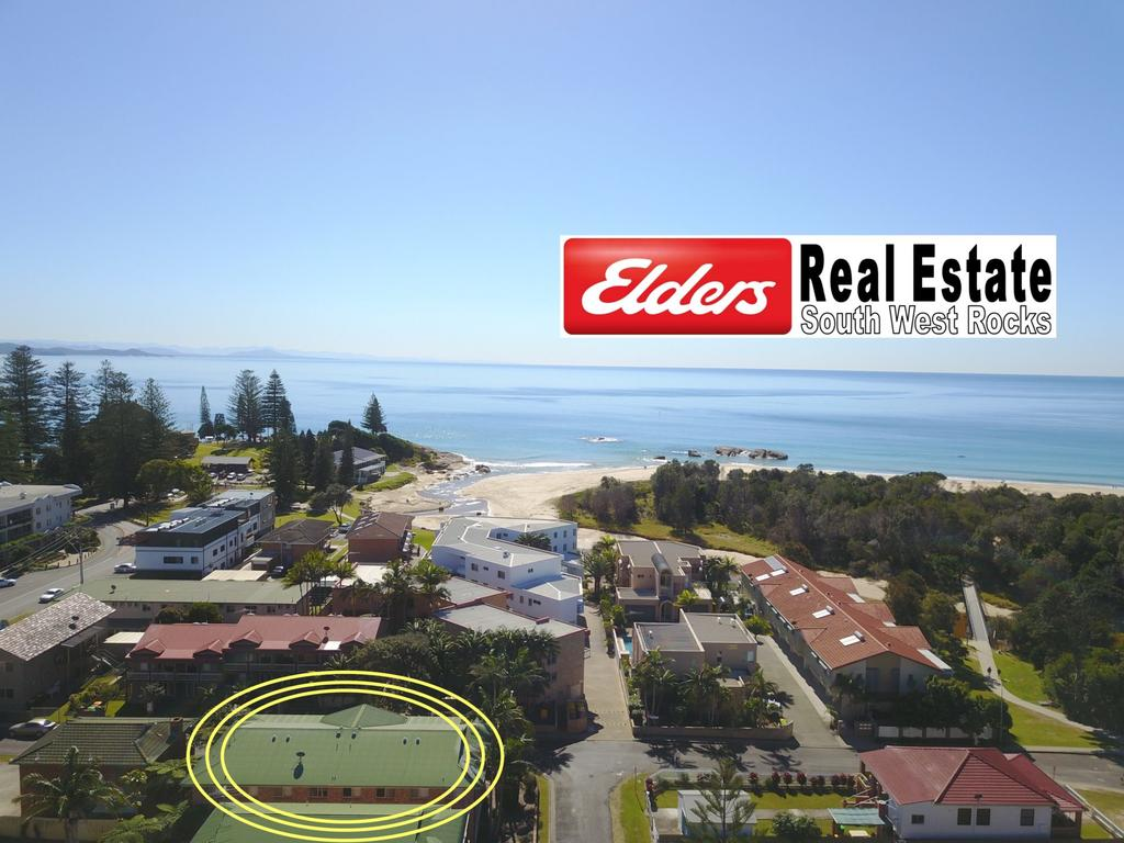 Carrington Terrace No 2 at South West Rocks - Lennox Head Accommodation