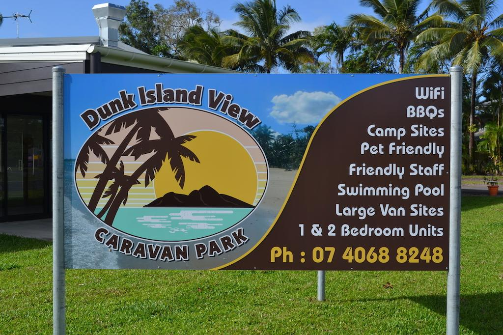 Dunk Island View Caravan Park - Lennox Head Accommodation