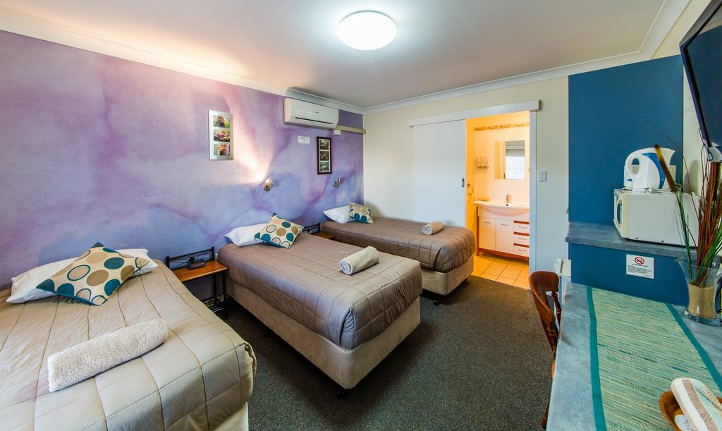 Kingaroy Country Motel - Lennox Head Accommodation