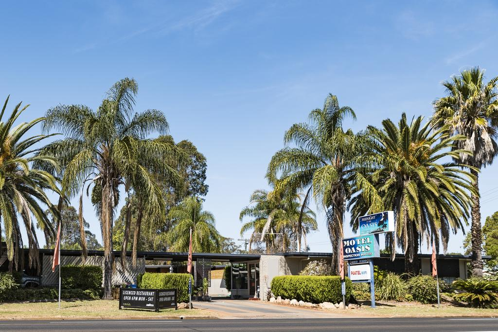 Motel Oasis - Lennox Head Accommodation