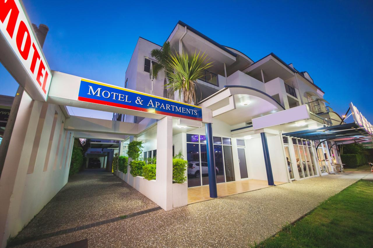 Cosmopolitan Motel  Serviced Apartments - Lennox Head Accommodation