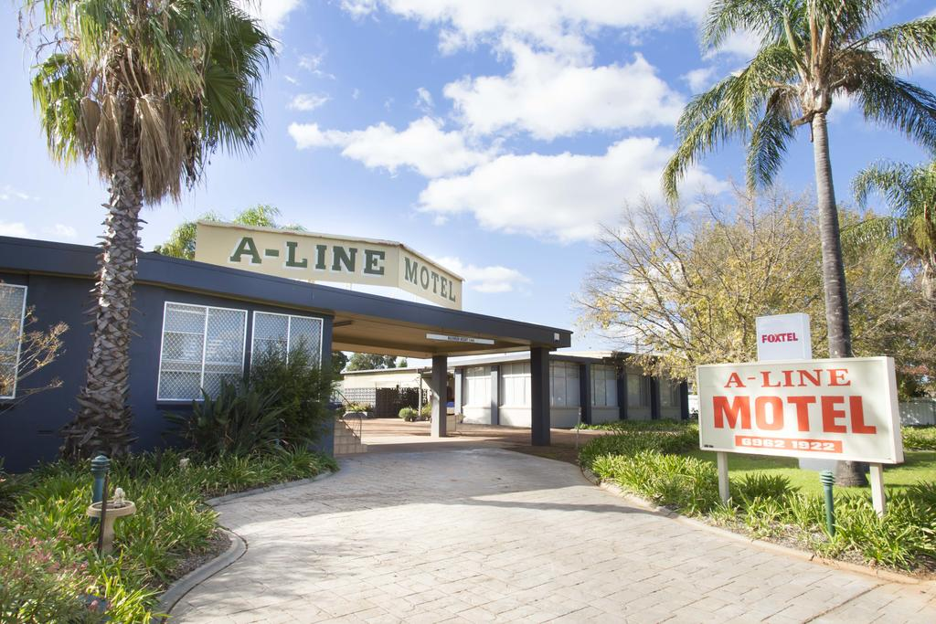 A Line Motel - Lennox Head Accommodation