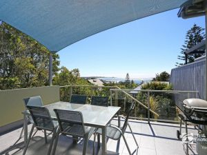 Angourie Blue 1 - Great Ocean Views - Surfing beaches - Lennox Head Accommodation
