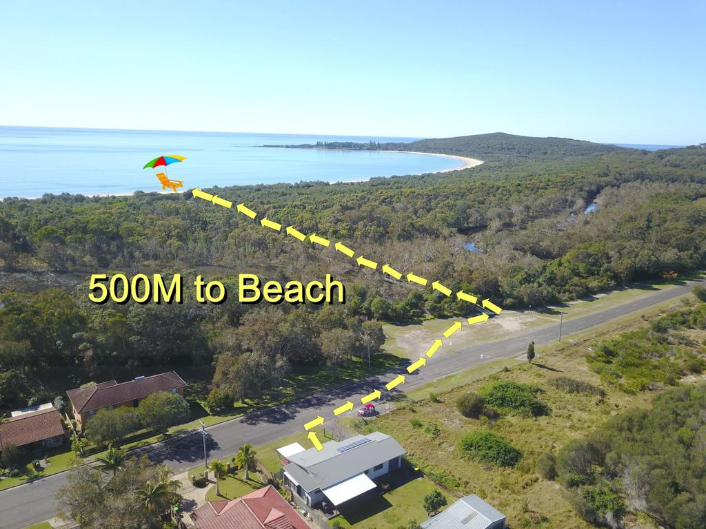 Beachcomber at South West Rocks Pet Friendly - Lennox Head Accommodation
